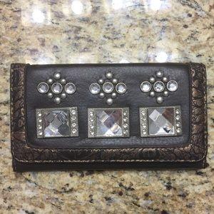 Handbags - Studded Wallet